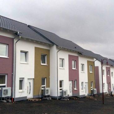 10 Reihenhäuser Milanring, Fuldabrück
