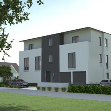 Gelnhausen - Höchst, Kettelerstraße 1, 5 Wohneinheiten, Mehrfamilienhaus