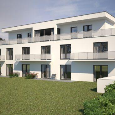 Bad Homburg v. d. Höhe, Kapersburgweg 3, 6 Wohneinheiten, Mehrfamilienhaus